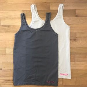 Set of 2 XOXO Active workout Tank Tops